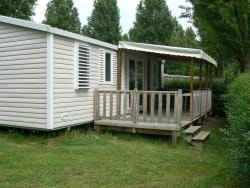 Mobil-home Confort+ 32m² 3 chambres + terrasse