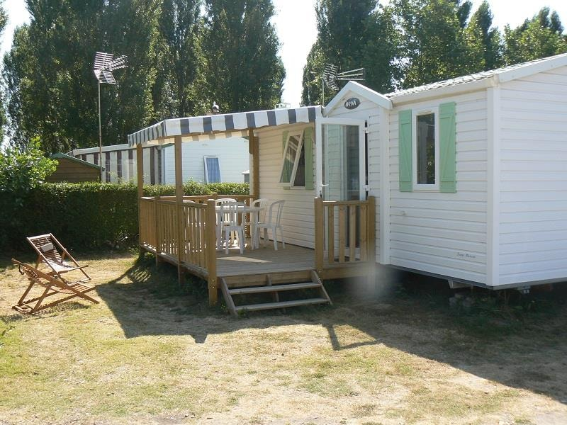 Mobile home Confort+ 28 m² (2 bedrooms)