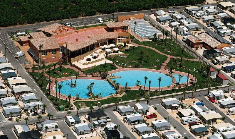 Establishment Camping Caravaning Villamar - Benidorm