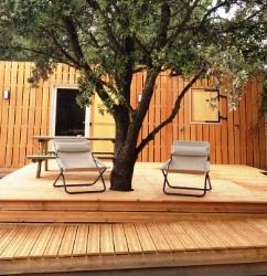 Service Handicapé Lodges En Provence - Richerenches