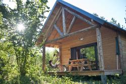 Rental - Wood Cabin - Village Huttopia Lanmary