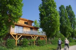 Accommodation - Kanopée Cottage 2 Bedrooms + Mezzanine 35M² - Sites et Paysages Kanopée Village