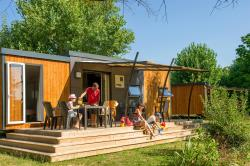 Accommodation - Mobilhome Lodge 4/6 People - Adapted To The People With Reduced Mobility - Sites et Paysages Kanopée Village