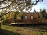 Rental - Mobilhome Lodge 4/6 p person with reduced mobility - Camping Sites et Paysages KANOPÉE VILLAGE