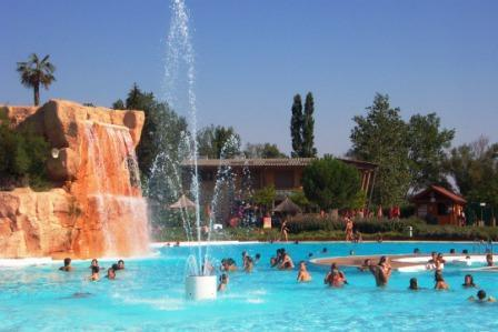 Mare, piscina Camping Sites et Paysages KANOPÉE VILLAGE - TREVOUX