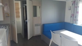 Mobil-Home Confort 25-28M² (2 Bedrooms) Sheltered Terrace