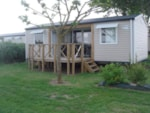 Rental - Mobil-home Prestige Patio 34m² (2 bedrooms) sheltered terrace - Camping Grand'R