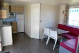 Rental - Mobil-home Grand Confort* 30m² (2 bedrooms) sheltered terrace - 2 Deckchairs + Television - Camping Grand'R