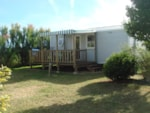 Rental - Mobil-home Confort Loisir 25-28m² (2 bedrooms) sheltered terrace - Camping Grand'R