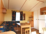 Rental - Mobil Home Ibiza Eco 27M² (2 Chambres), Terrasse Semi Couverte - Camping Grand'R