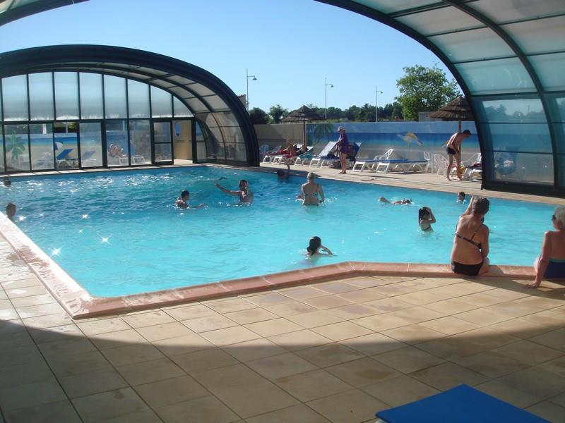 Bathing Camping Grand'R - LA FAUTE SUR MER