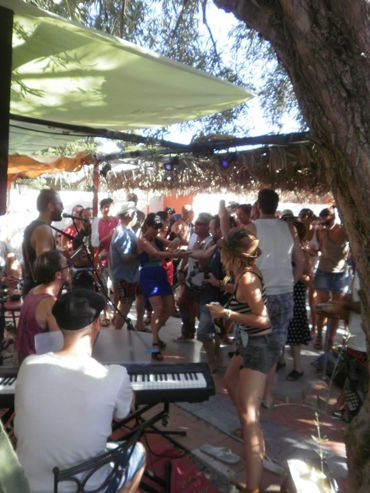 Entertainment organised Camping Bon Sol - El Campello
