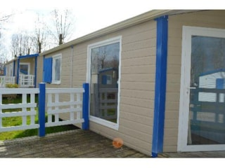ECO Mobile home 2 bedrooms 28m² + terrace