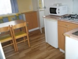 Rental - ECO Mobile home 2 bedrooms 22m² + terrace - Campilô