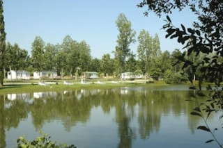 CONFORT Mobile home 2 bedrooms 28m² + terrace - Lakeview