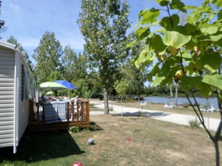 Confort+ Mobile Home 3 Bedrooms 30M² + Terrace - Lakeview