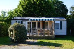 Mobile Home Confort 3 Chambres + Terrasse Couverte