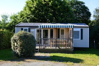 Mobile Home Confort 3 Bedrooms + Sheltered Terrace
