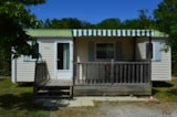Rental - Mobile Home Confort 2 Bedrooms + Sheltered Terrace - Camping L'Ambois