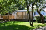 Rental - Mobil Home Premium 2 Bedrooms + Sheltered Terrace (Adapted To The People With Reduced Mobility) - Camping L'Ambois