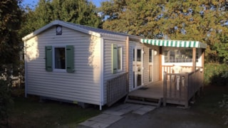 Mobile Home Premium 3 Bedrooms + Sheltered  Terrace