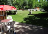 Rental - Holiday Home Les Causses - Camping Le Clos des Peupliers