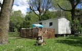 Rental - Mobile home Trigano - Camping Le Clos des Peupliers