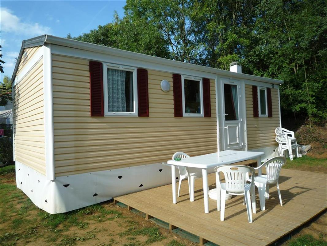 Mobil-home 3 camere