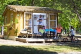 Rental - Natur'house - 2 Bedrooms - 20M2 - Le Lac Camping - Club