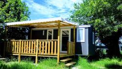 Accommodation - Luxury Cottage 2 Bedrooms - Camping les Chamberts
