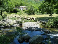 Establishment Camping Le Moulin De Charrier - Labastide-Sur-Besorgues