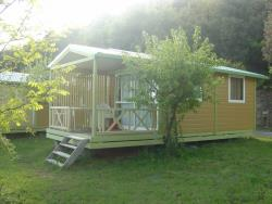 Location - Chalet 2 Chambres - Camping Plein Sud