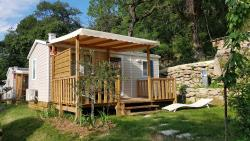 Accommodation - Mobile-Home 2 Bedrooms Confort Air-Conditioning Evo 24 Et 29 Et Altair - Camping de la Colline