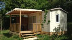 Location - Mobil-Home Eco 1Chambre - Eva - Camping de la Colline