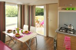 Air-Conditioned Mobil Home Eco 2Chambres Loggia - Auch Im Sommer In Der Nacht