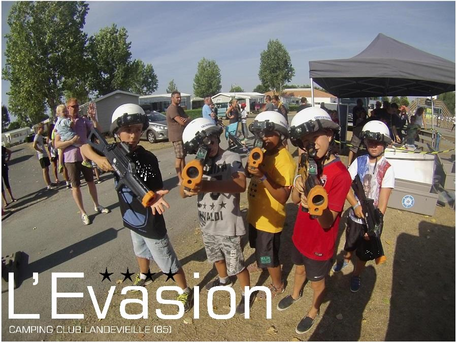 Animations Camping L'Evasion - Landevieille