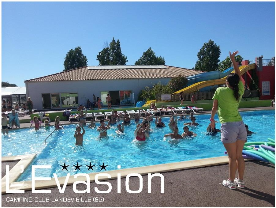 Leisure Activities Camping L'Evasion - Landevieille