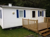 Rental - Mobile-home New Generation 2 bedrooms - Camping La Kilienne