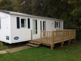 Rental - Mobile-home New Generation 3 bedrooms - Camping La Kilienne