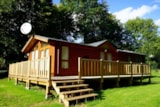 Rental - Mobile-home Luxe - Camping La Kilienne
