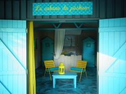 Huuraccommodaties - The fisherman's ecolodge - Parenthèses imaginaires