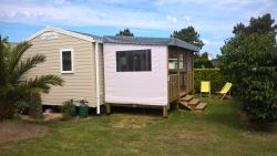 Mobile Home Comfort + 2 Bedrooms 31 M²