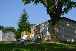 Accommodation - Cottage 2 Bedrooms 2 Bathrooms - Air-Conditioning - Camping Les Plages de l'Ain