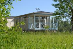 Accommodation - Cottage 2 Bedrooms - 1 Sofabed - Air-Conditioning - Camping Les Plages de l'Ain
