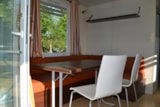Rental - Cottage 2 bedrooms - 1 Sofabed - Camping Les Plages de l'Ain