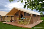 Wheelchair friendly Camping Les Plages De L'ain - St Maurice De Gourdans