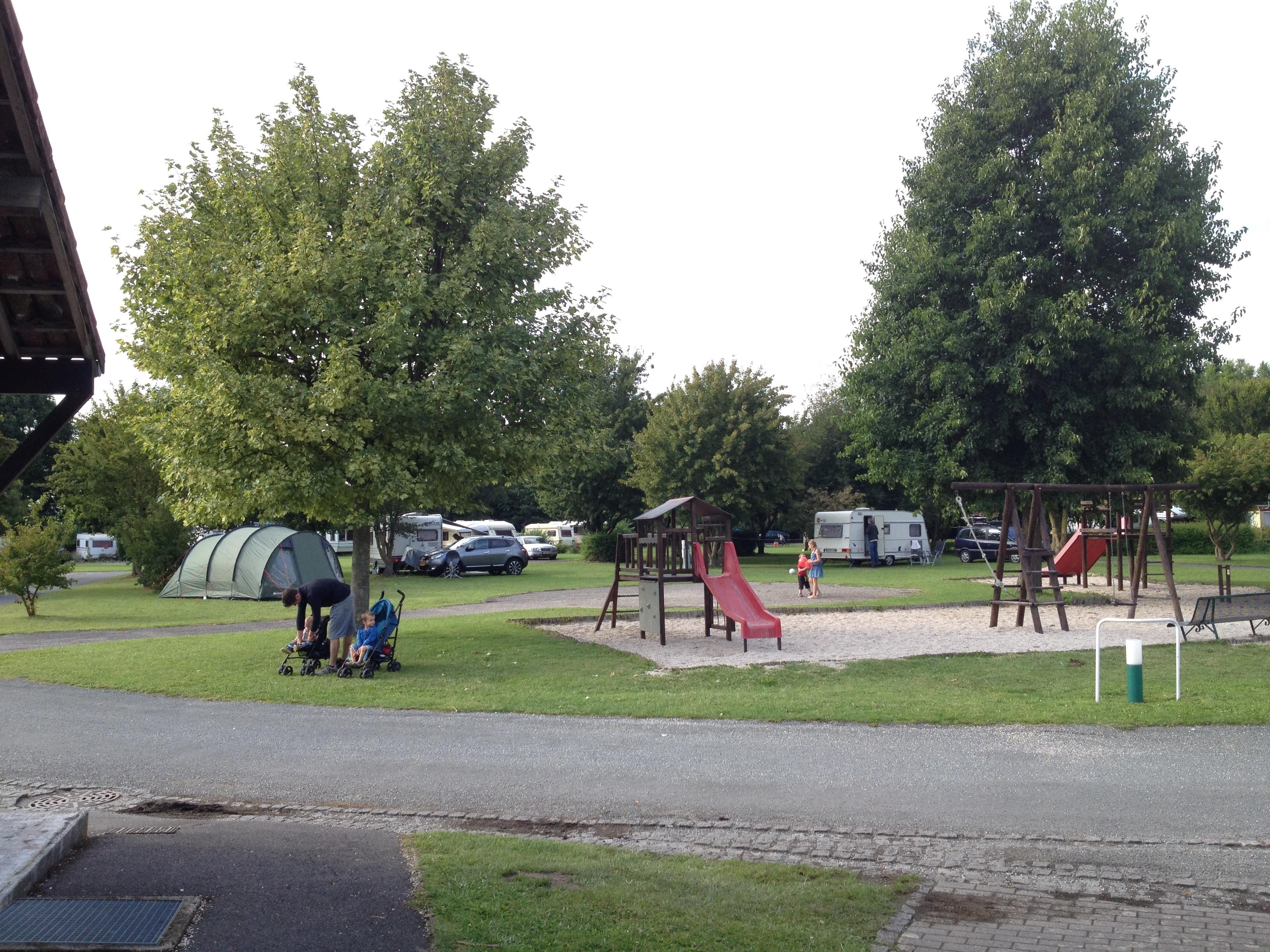 Camping les Marguerites, Gamaches, Somme