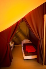 Rental - Canadienne Tent - Bivouac nature