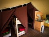 Rental - Safari Tent - Bivouac nature