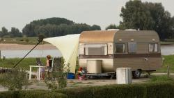Piazzola roulotte/camper